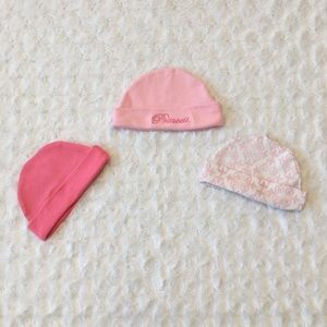 Set of Baby Hats